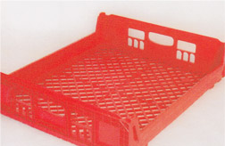 Plastic baking trays